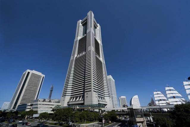 Japan, The Tower of Yokohama Landmark
