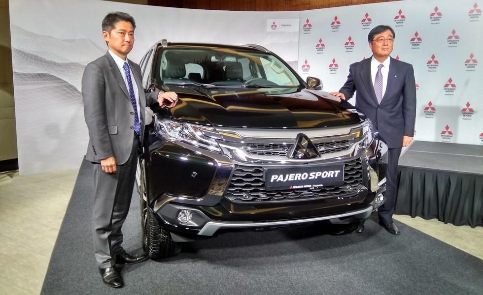 The SUV Mitsubishi Pajero Sport will be back on the Kaluga conveyor