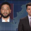 76769 Jussie Smollett Skewered By 'Saturday Night Live' Over Alleged Staged Attack