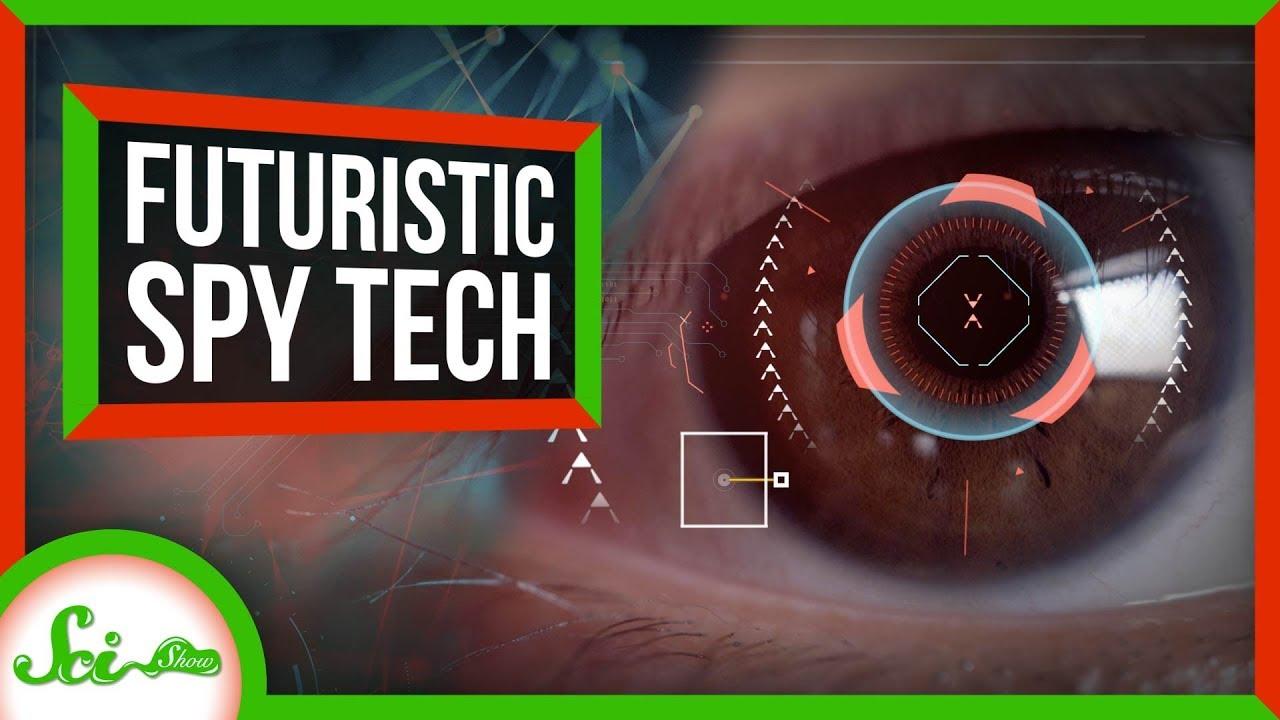81112 Futuristic Spy Tech Self-Destructs in Sunlight | SciShow News