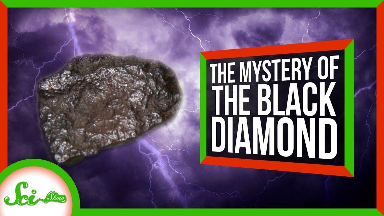 81759 The Mystery of the Black Diamond