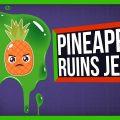 81344 Why Do Pineapple and Kiwi Ruin Gelatin?