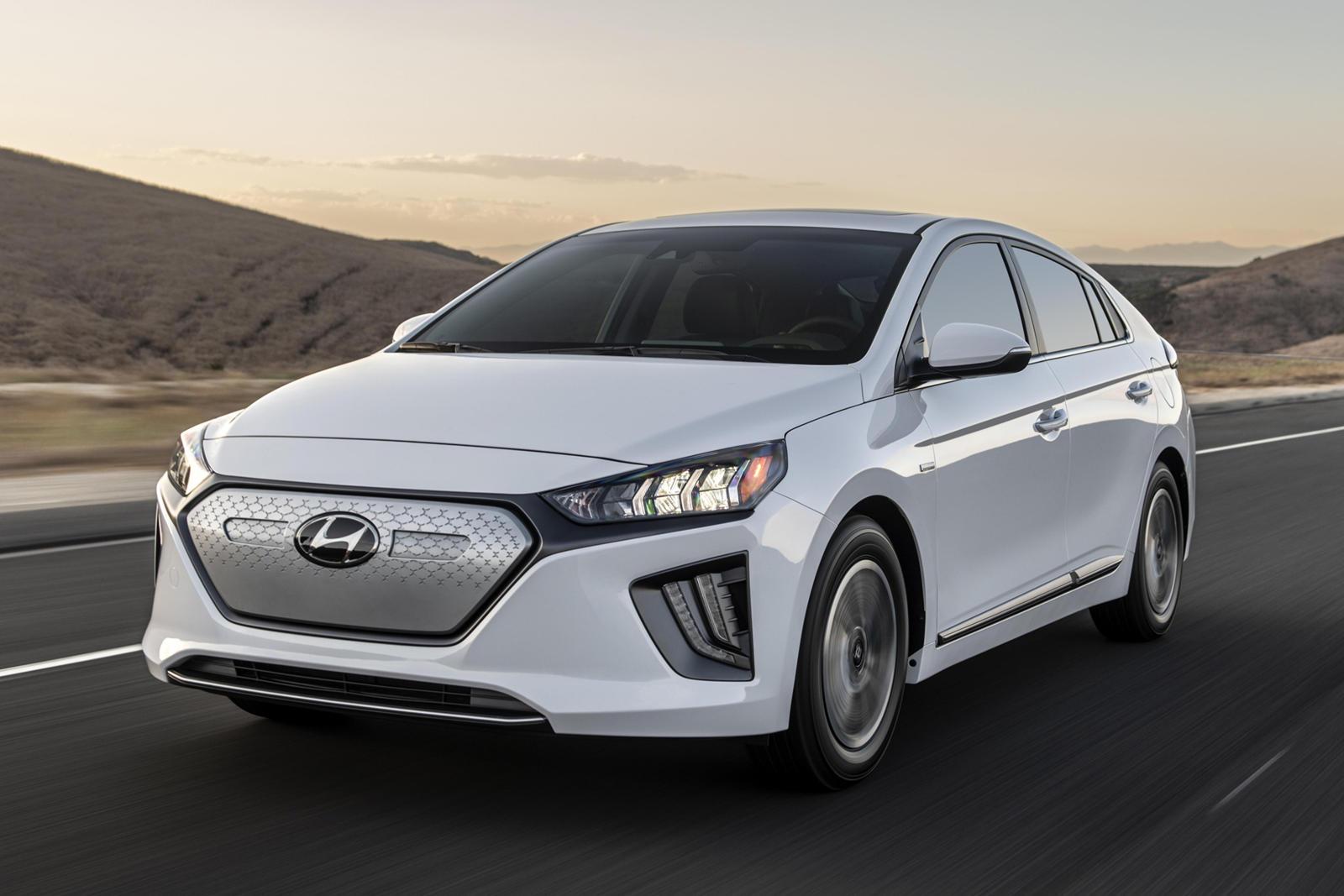 82949 2020 Hyundai Ioniq Arrives With Fresh Styling And Improved Range