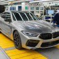 82890 Gorgeous BMW M8 Gran Coupe Enters Production