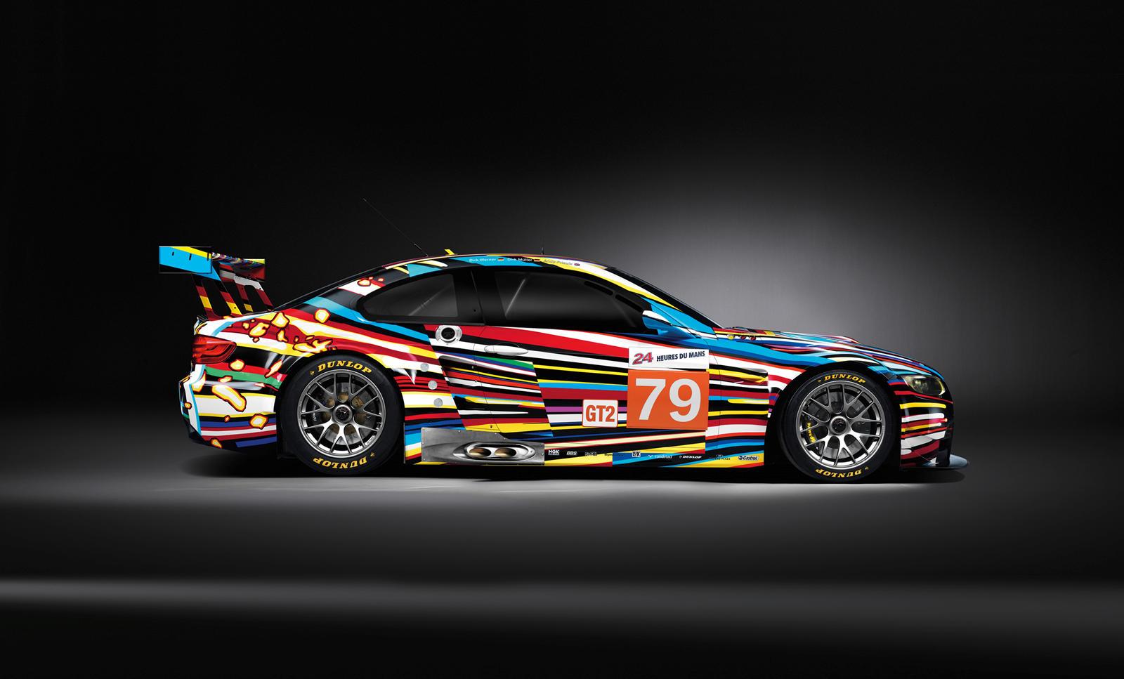 84461 NY Graffiti Artist To Design BMW's Newest Art Cars