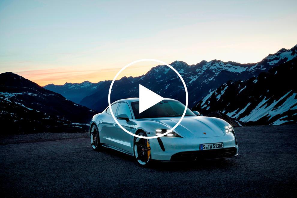 85475 What's Next For Porsche's First EV?