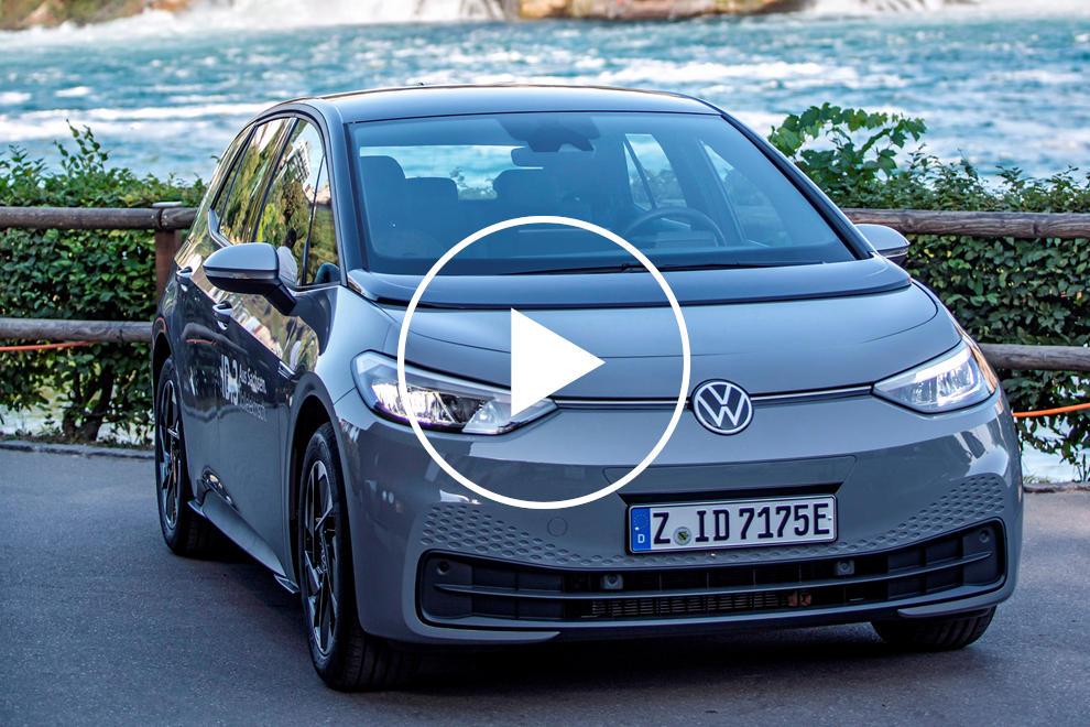 89624 Volkswagen's New Tesla Fighter Sets New Range Record