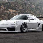 90298 This Widebody Porsche Cayman 987 Is Wild