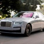 91097 Rolls-Royce Ghost Prototypes Made People Feel Sick