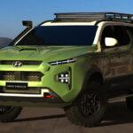 91418 Hyundai Wants To Smash The Toyota Land Cruiser's Legacy