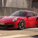 92176 Techart Transforms Porsche 911 Turbo S Into McLaren 720 Fighter