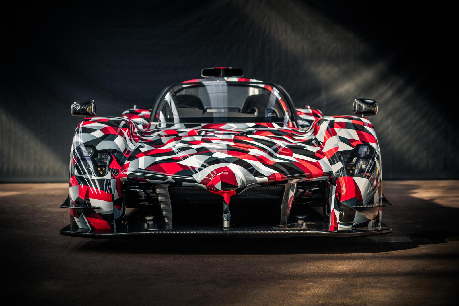 93162 Gazoo Racing Releases Toyota Hypercar Details