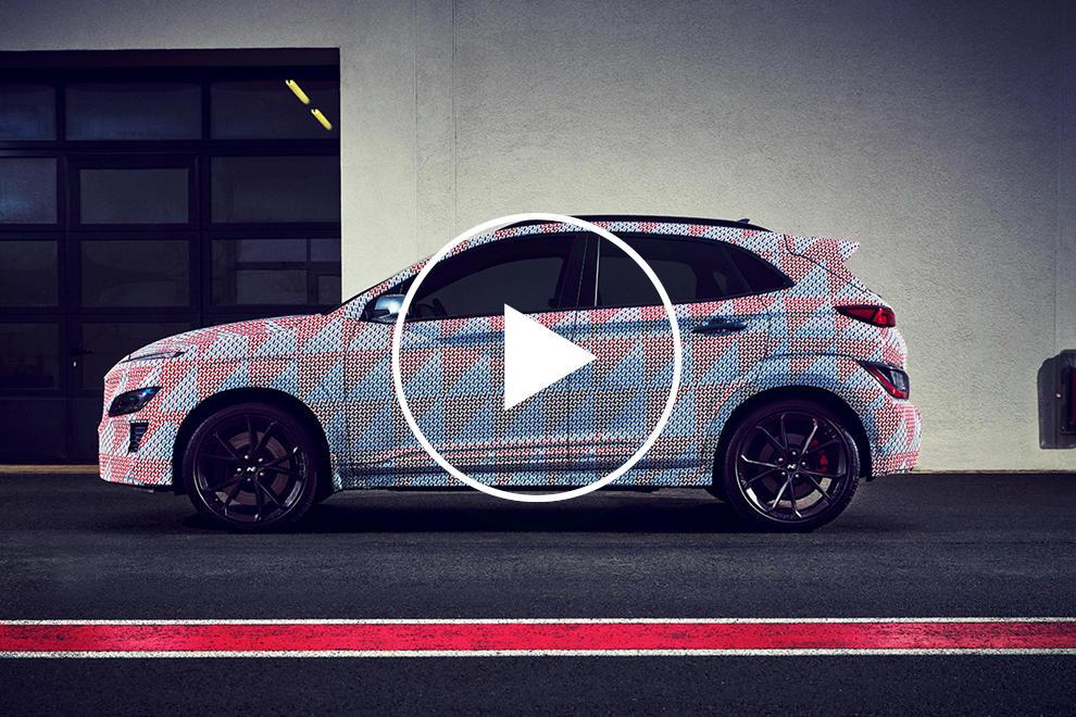 93341 Official: Hyundai Confirms Kona N As First Hot SUV