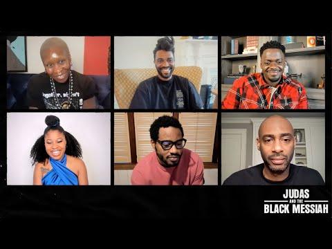 95094 JUDAS AND THE BLACK MESSIAH Q&A Moderated by Cynthia Erivo