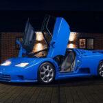 95269 Super Rare Bugatti EB110 SS Is 90s Retro Cool