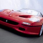 95221 Two Rich Guys Arguing Over Stolen $2 Million Ferrari