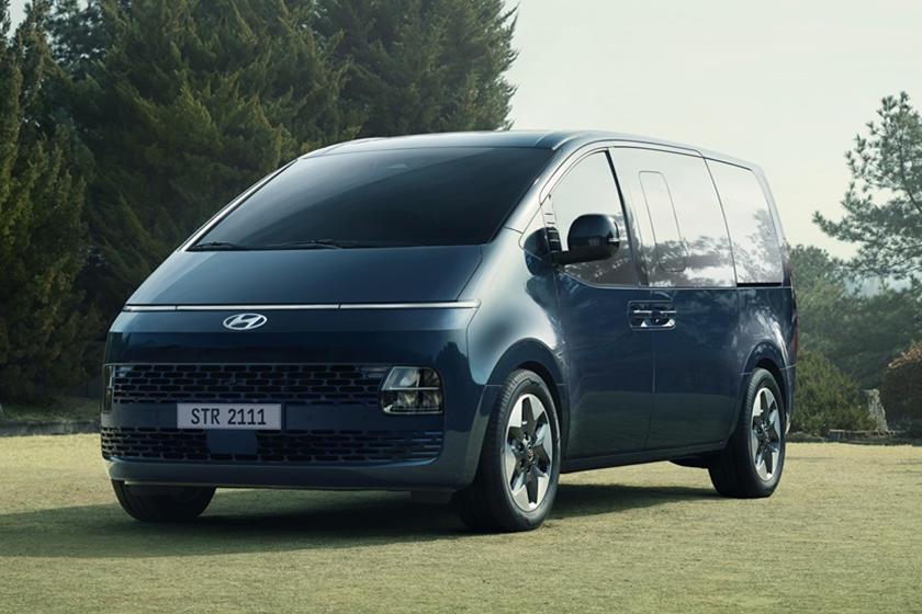95389 Hyundai Staria Is The Cool Minivan America Needs