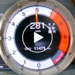 95424 Watch A Lexus LC500 Convertible Crush The Autobahn