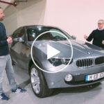 95697 Bizarre BMW X5 Concept Has A Z4 Interior
