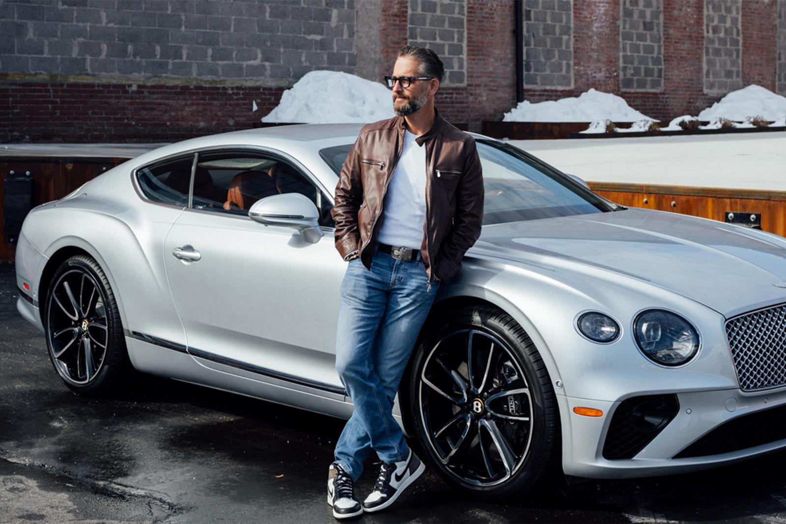 95768 New Bentley Series Celebrates The Entrepreneurs