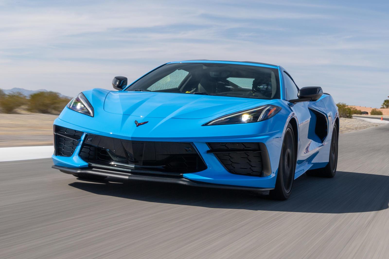 95868 Callaway Has Big Plans For The C8 Corvette