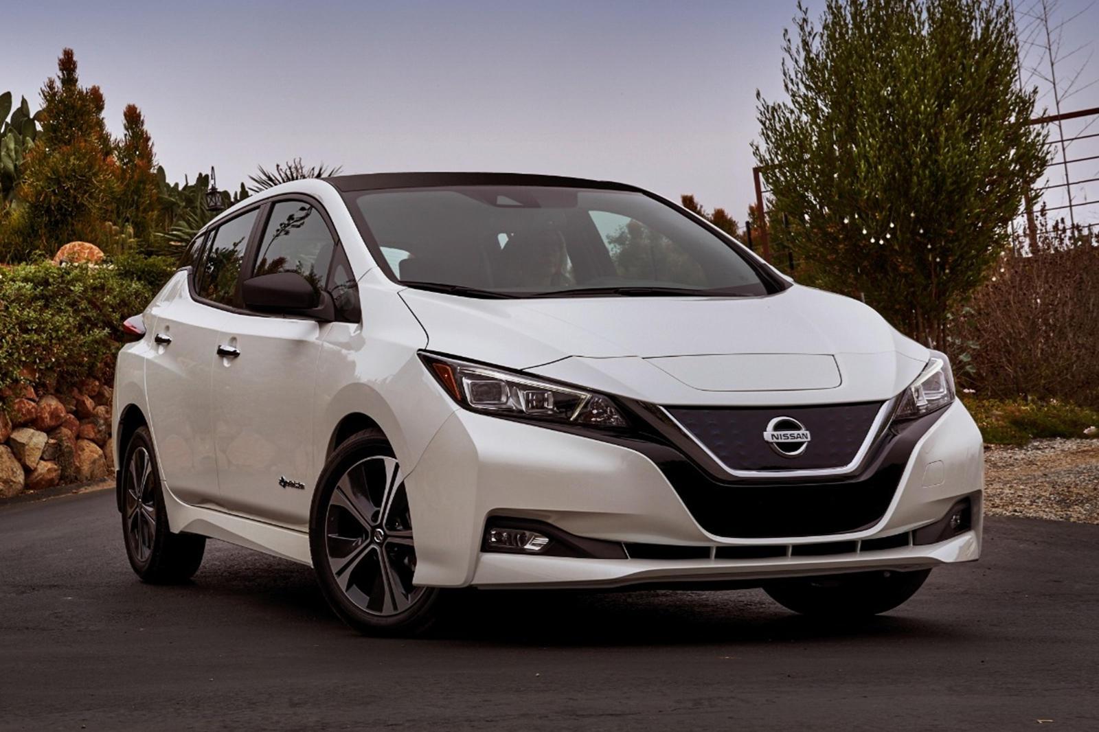 95967 2022 Nissan Leaf Is An Amazing EV Bargain