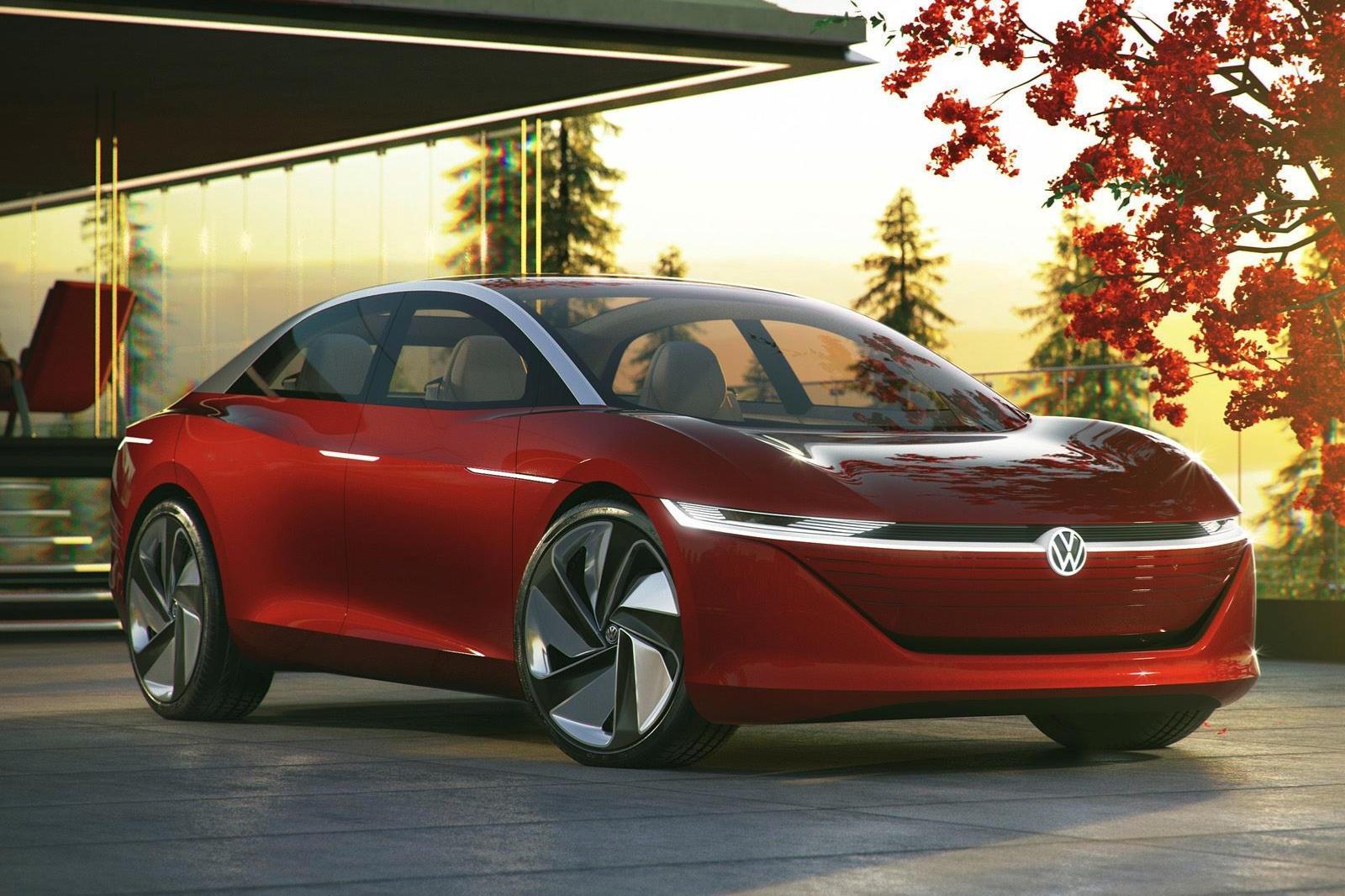 95957 VW's Self-Driving Car Goals Face Huge Challenges