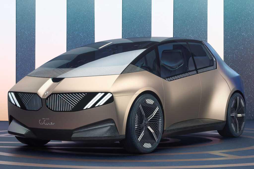 96163 BMW i Vision Circular Concept Previews The Year 2040