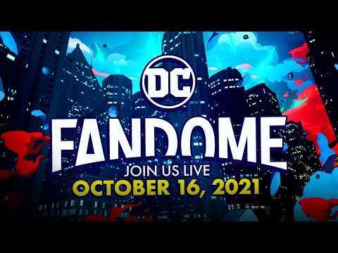 96128 DC FanDome – Launch Trailer | DC