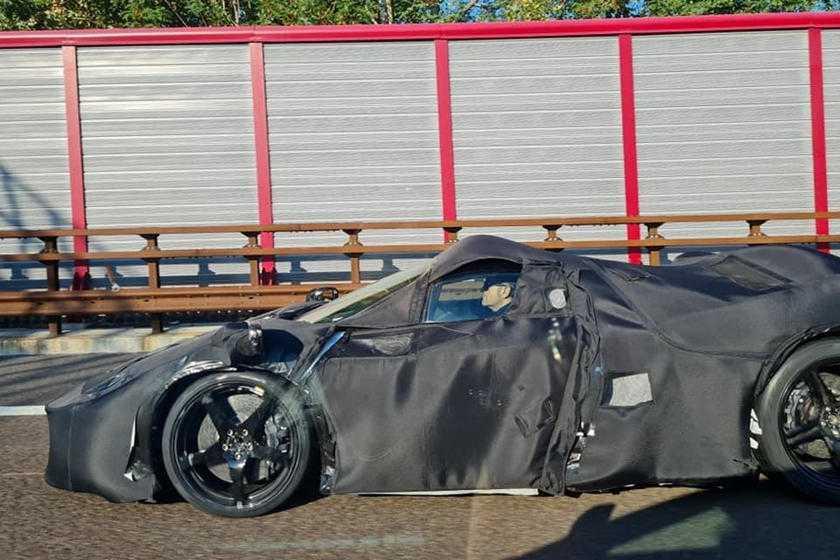 96275 Ferrari's New Masterpiece Debuts In November