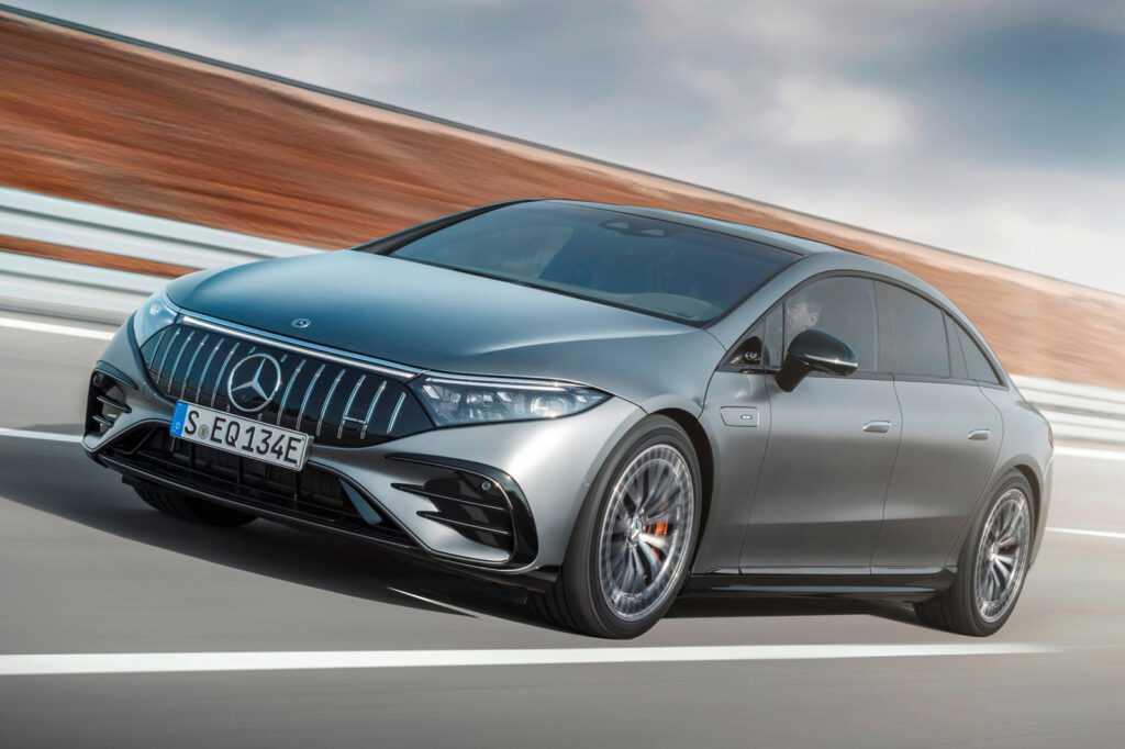 96193 Mercedes-AMG Performance Range Is Getting Big Changes
