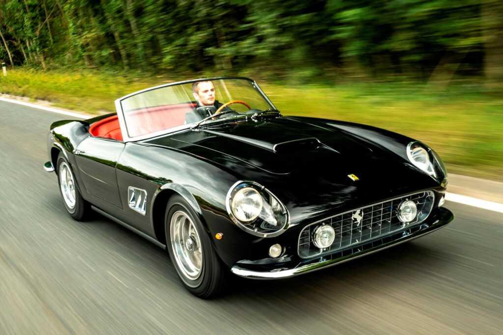96230 Reborn Ferrari 250 GT California Spyder Is A Modern Masterpiece