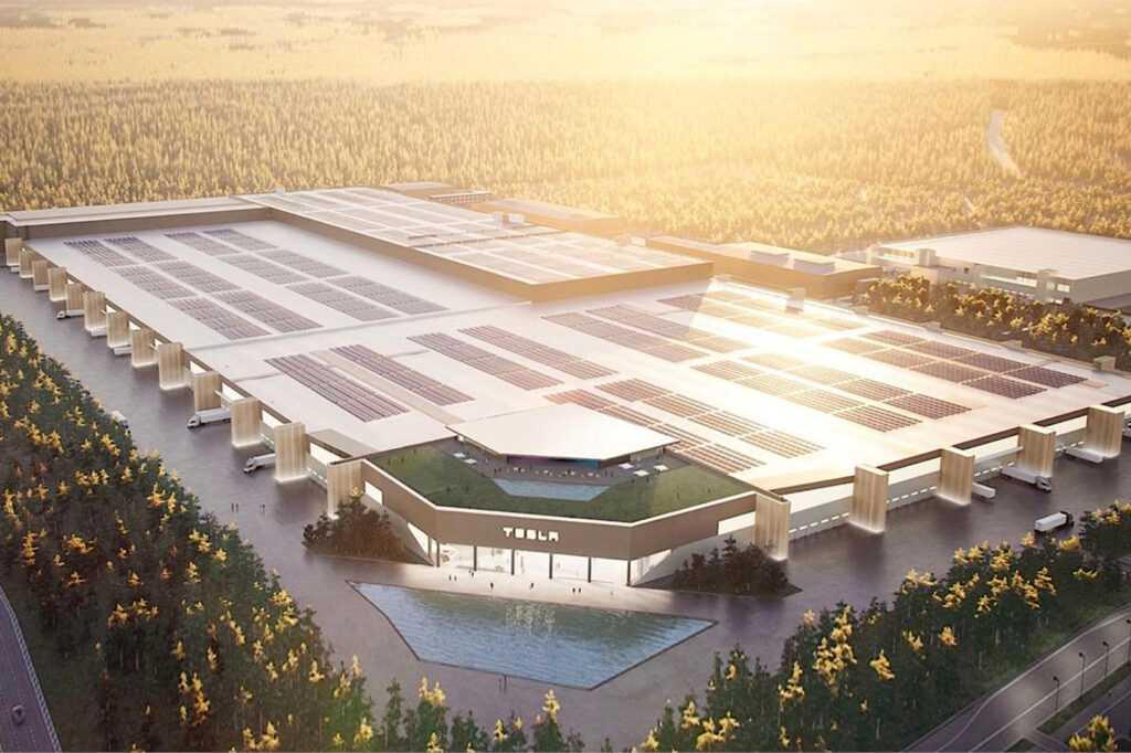 96209 Samsung Is Building a $17 Billion Chip Factory Right On Tesla's Doorstep